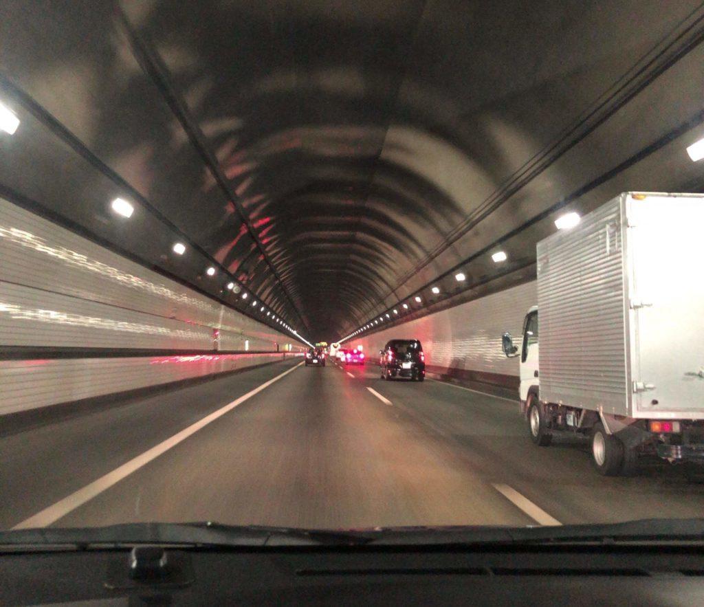 東京湾アクアライン高速道路